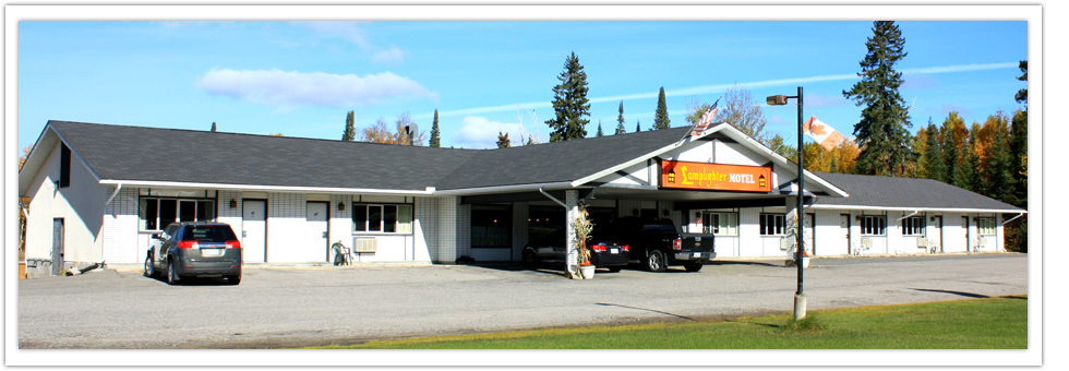 Sioux Lookout Motel - Banner